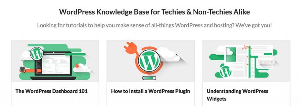 hostpapa wordpress hosting knowledge base