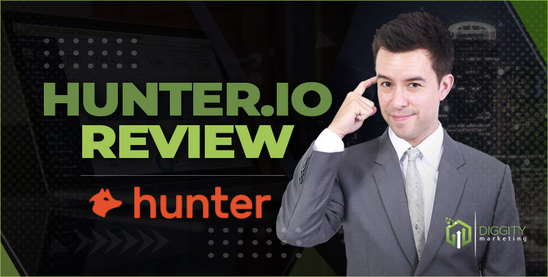 hunter io email review cover photo