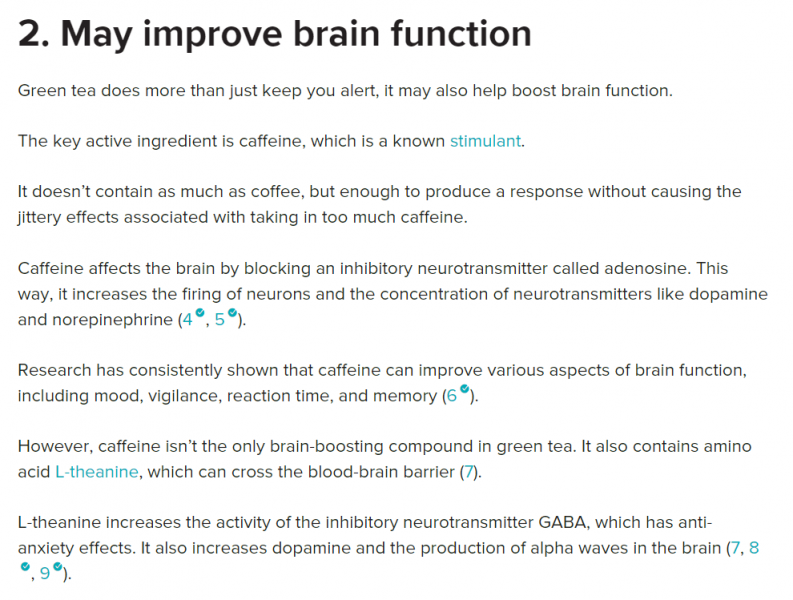 may inprove brain function topic