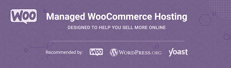 siteground recommended by woocommrce