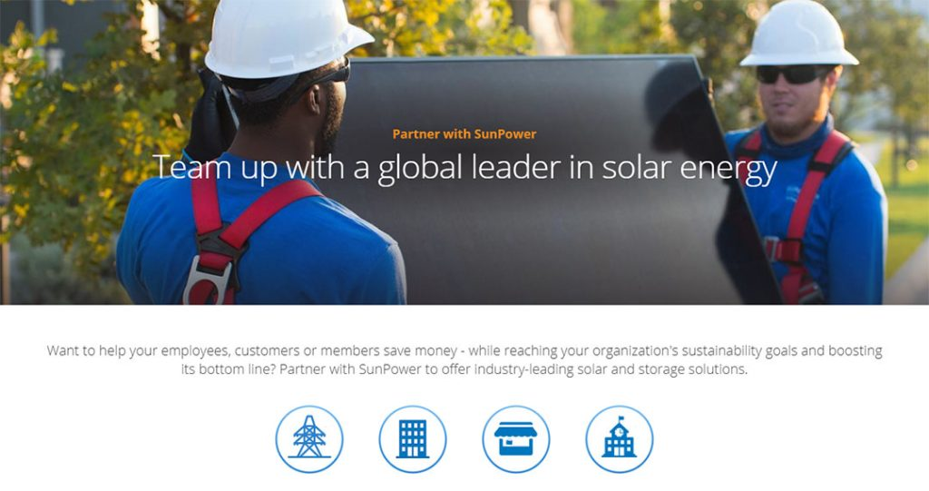 sunpower affiliate program