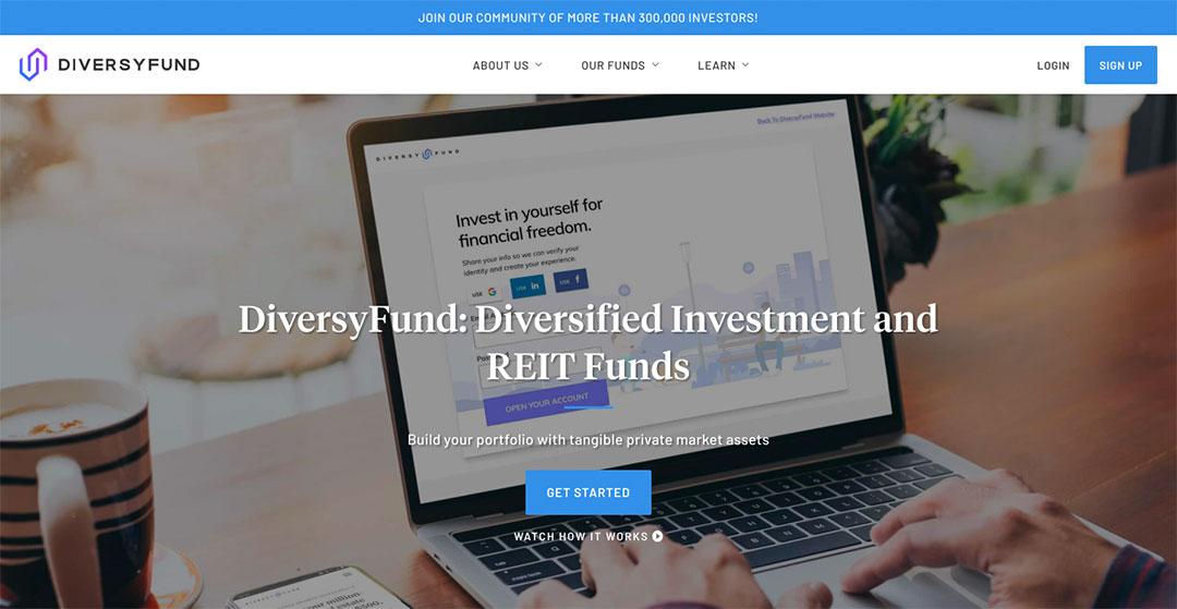 Diversyfund Homepage