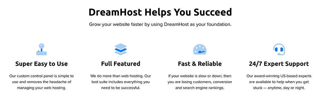Dreamhost overview