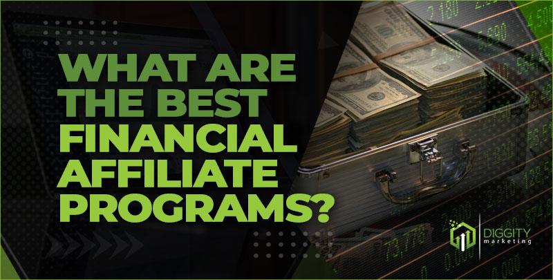 Financial Affiliate Programs Cover Photo