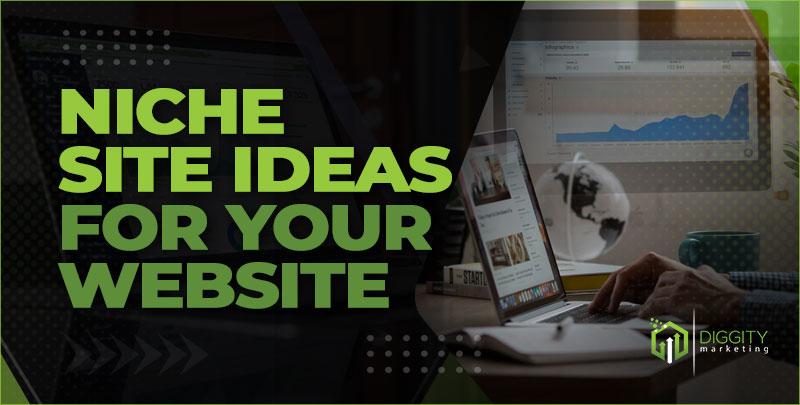 Niche Site Ideas Cover Photo