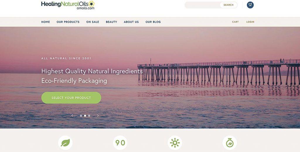 Amoils Homepage
