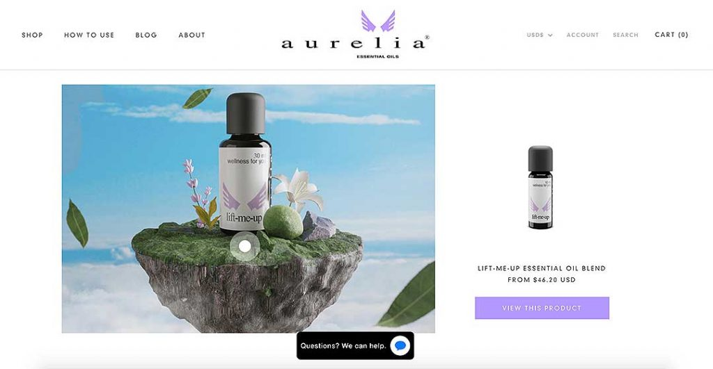 Aurelia Homepage