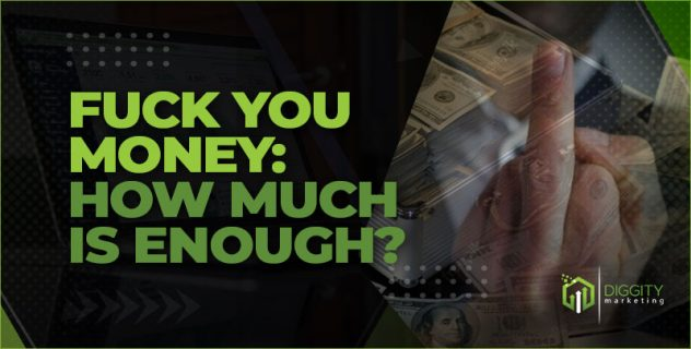 Fuck you money cover image