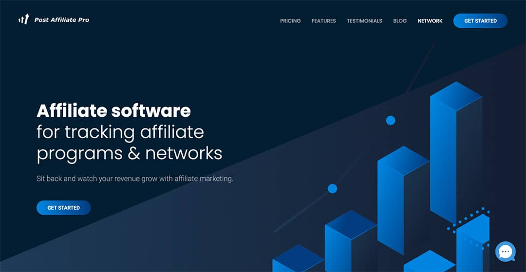 Post Affiliate Pro Homepage