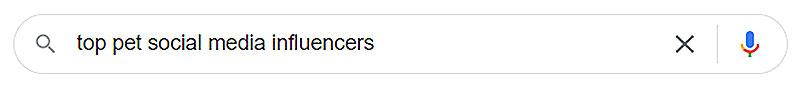 top pet social media influencers
