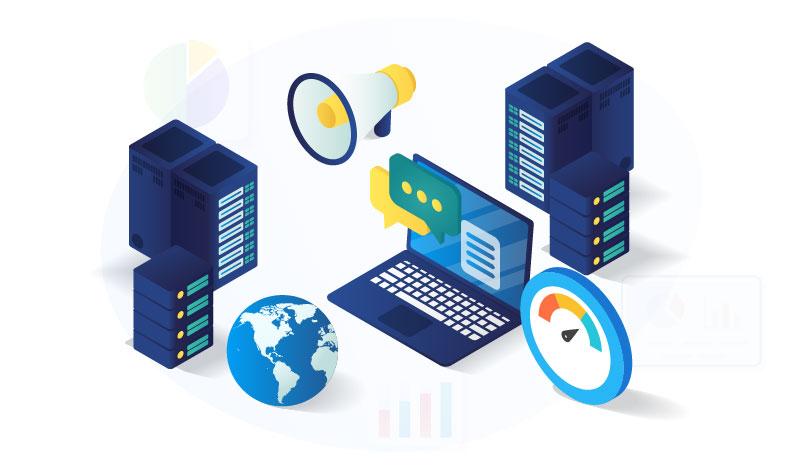 web hosting considering core web vitals