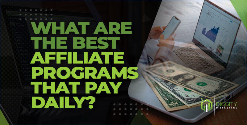 Affiliate Program that pay daily cover image
