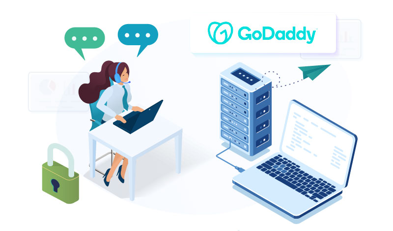 Bluehost-and-Godaddy-Customers-Support