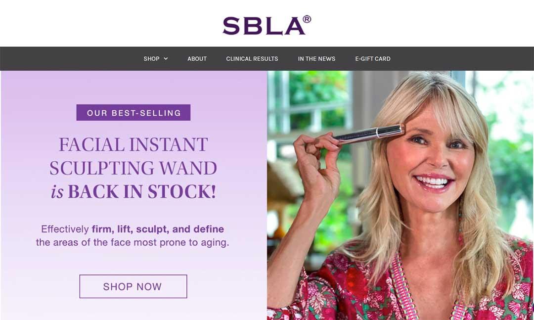 SBLA Homepage