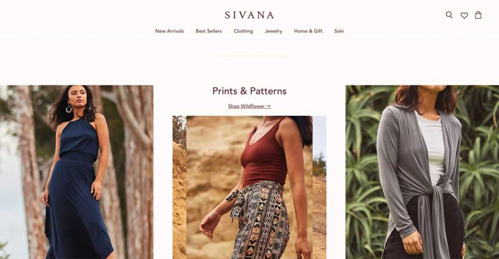 Sivana Homepage