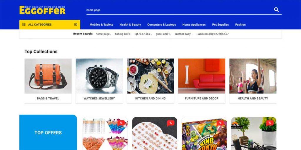 Soji Energy Homepage