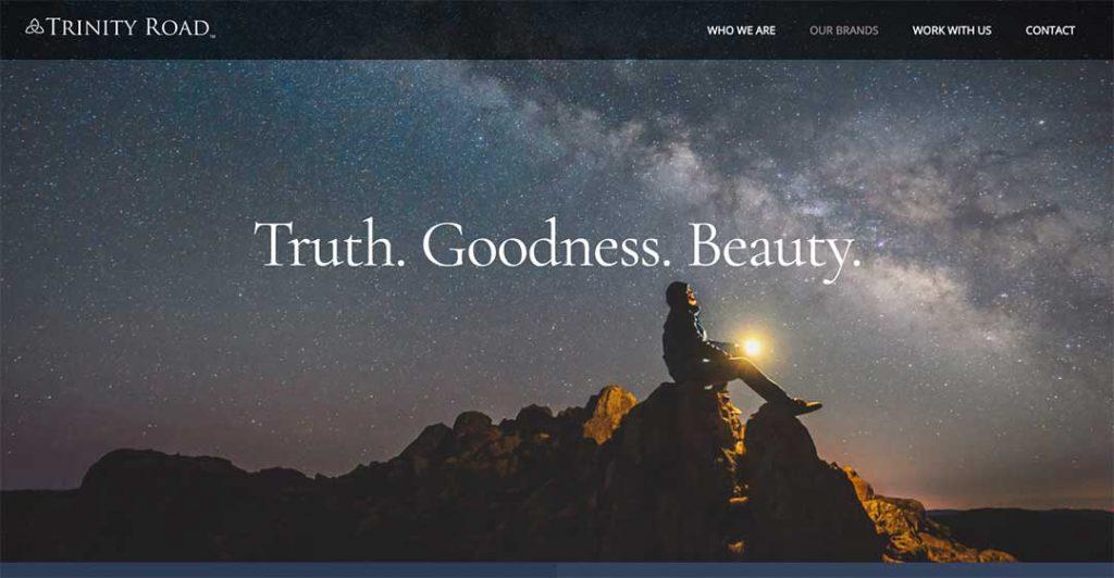 Trinity Road Homepage