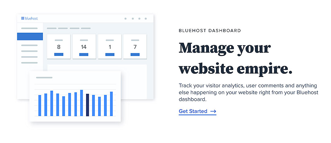 website scalability from bluehost