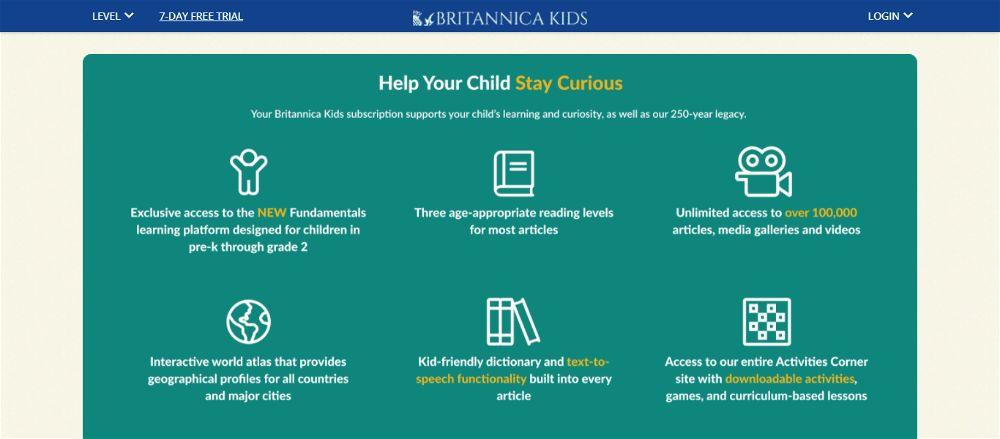 Kids Britannica Affiliate Program