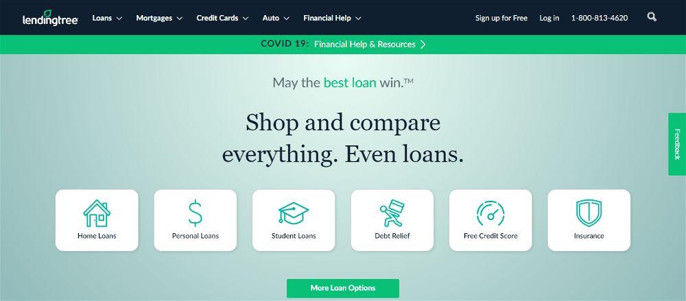 Lending Tree Affiliate Program