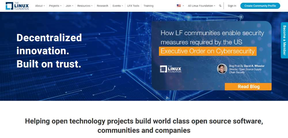 The Linux Foundation Affiliate Program