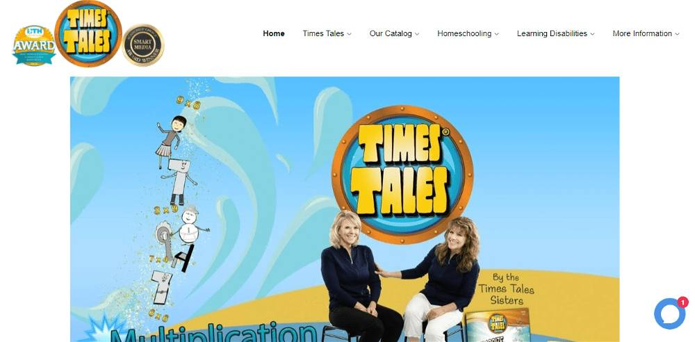 Times Tales Affiliate Program